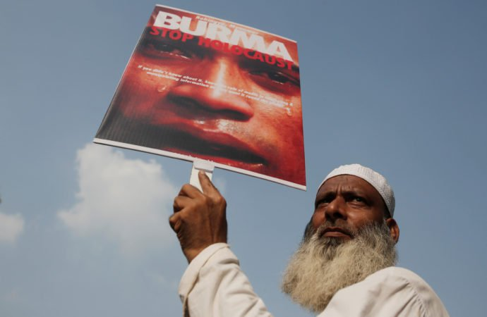 How India's four-pronged strategy on the Rohingya problem evolved