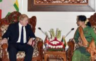 British lawmakers call for referral of Myanmar's military leaders to ICC