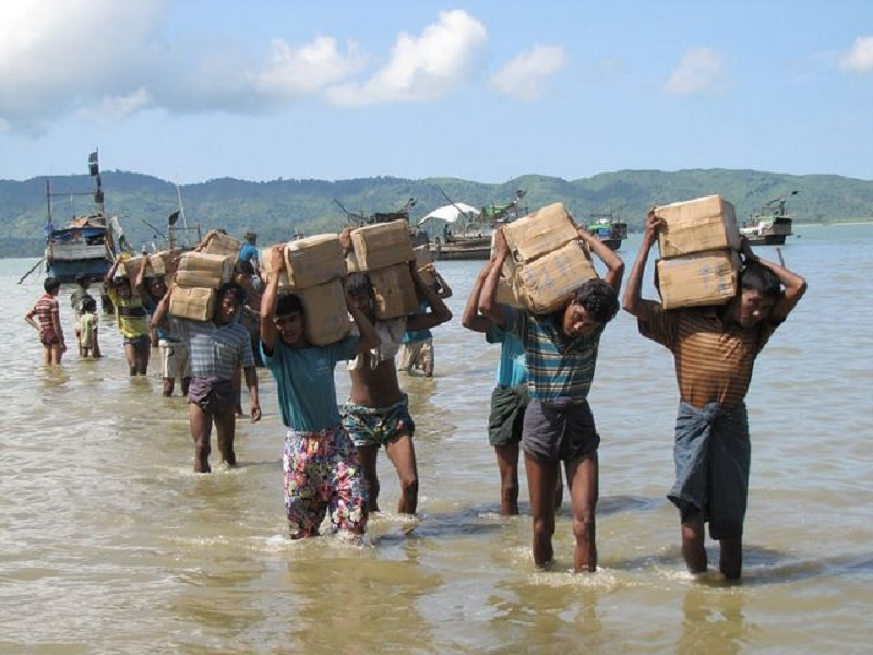 Burma Is Pumping Millions into Rebuilding Rakhine. But Is It for the Rohingya?