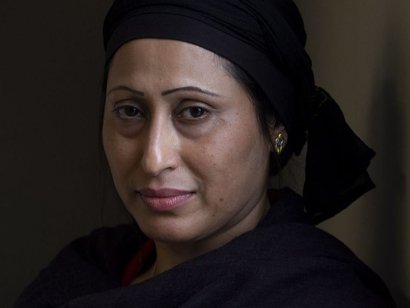 Rohingya human rights worker to call on women foreign ministers for more action