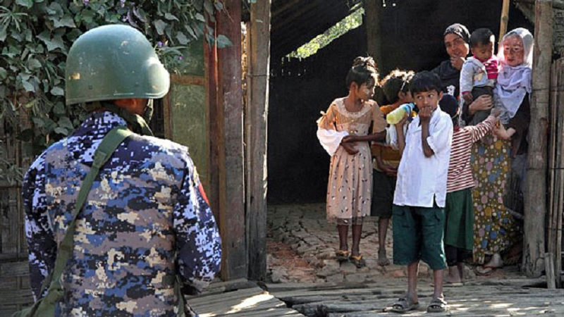 Rights Groups Warn of New Whitewash as Myanmar Military Vows to Investigate Rohingya Campaign