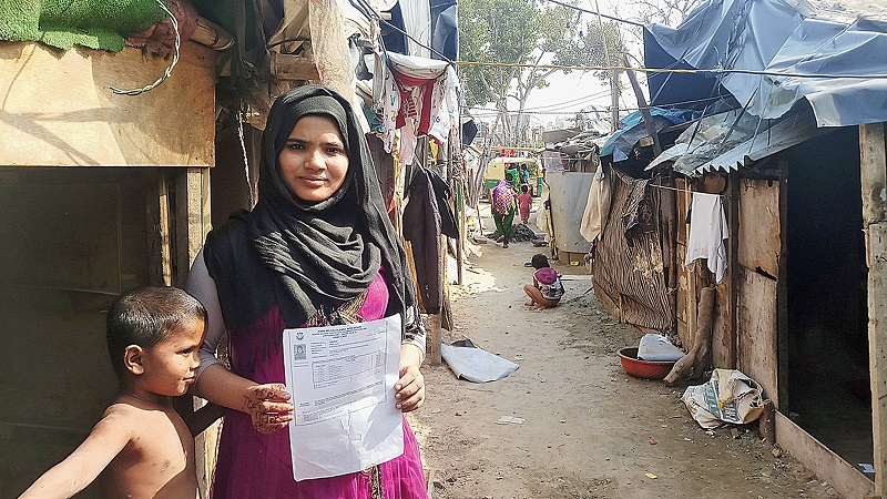 Across borders, gruelling odyssey to Class XII