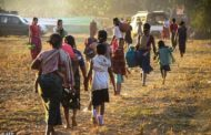 Fresh clashes in Myanmar's Rakhine state temple town