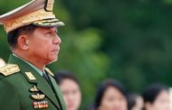 Myanmar army chief pardons soldiers killing Rohingya