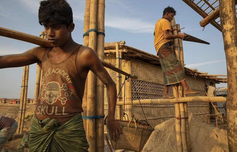 'We're Not Allowed to Dream.' Rohingya Muslims Exiled to Bangladesh Are Stuck in Limbo Without an End In Sight