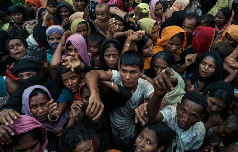 We must support the Rohingya