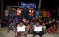 Bangladesh picks up 58 Malaysia-bound Rohingya at sea, collars two suspected traffickers