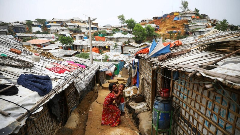 UAE launches major campaign to assist Rohingya refugees