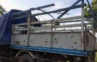 Myanmar Military, Arakan Army Trade Blame Over Attack on Red Cross Supply Truck