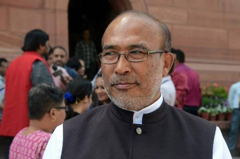 Identify people who are helping Rohingya, says Manipur CM