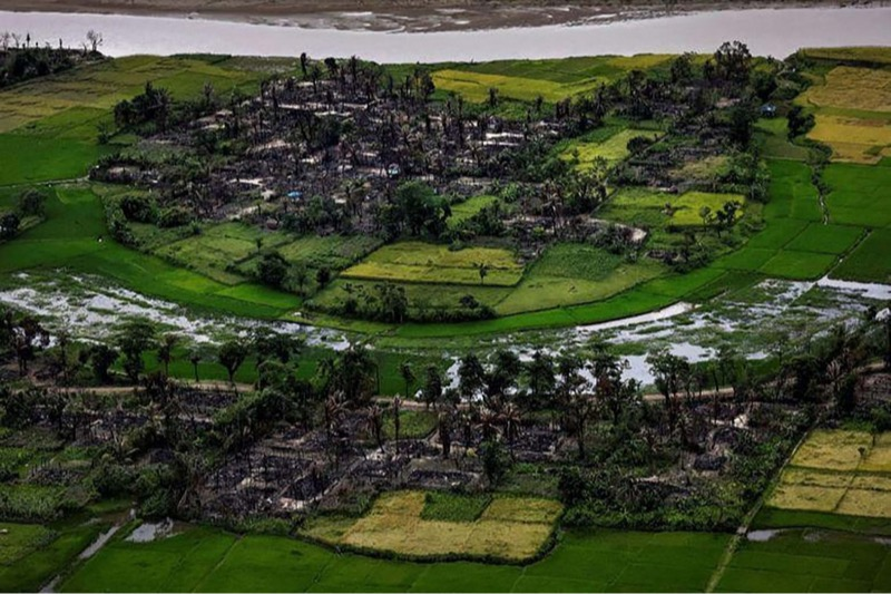 Myanmar is not safe for Rohingyas to return: UN investigator