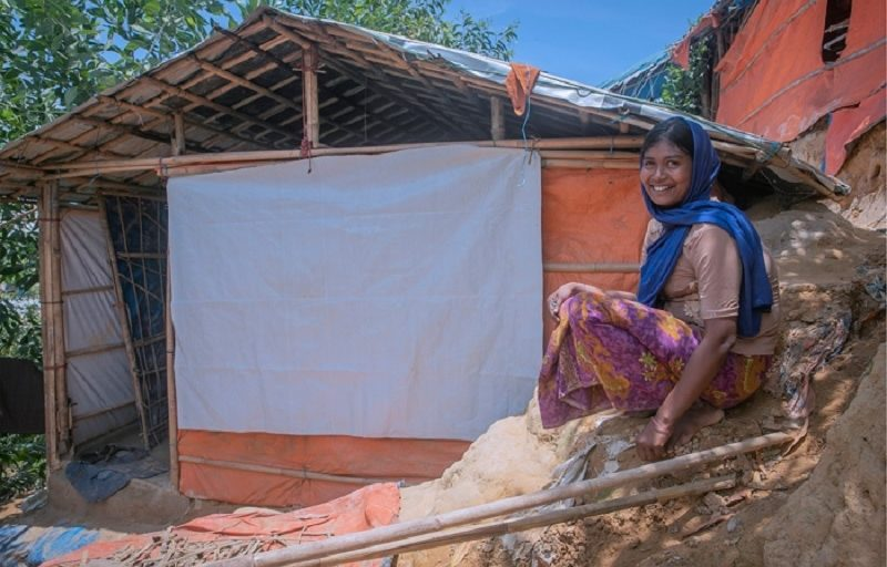 Feedback centre helps Rohingya refugees communicate needs in Bangladesh camps