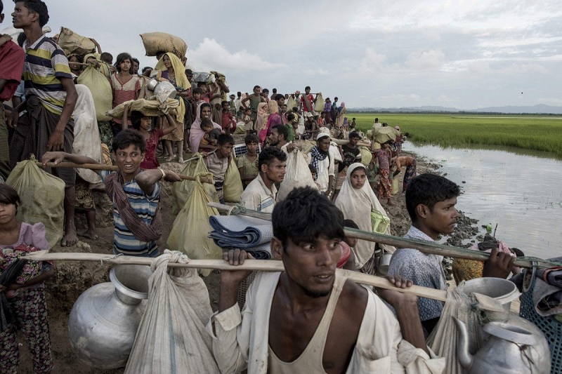 Myanmar's Rohingya crisis is moving backwards. Here's how to resolve it