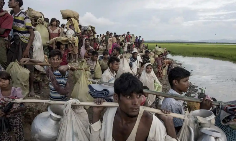 War crimes court approves inquiry into violence against Rohingya