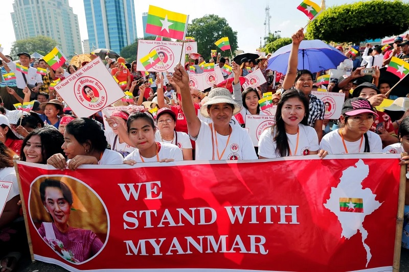 Myanmar set to face UN court over accusations of genocide against Rohingya