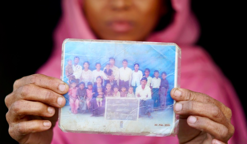For Rohingya refugees, ID systems have brought coercion, violence and denial of ethnic identity