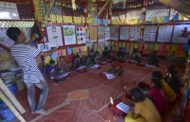 Informal Education Brings Hope to Rohingya Refugee Children in Bangladesh