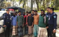 48 Rohingya arrested off Myanmar coast