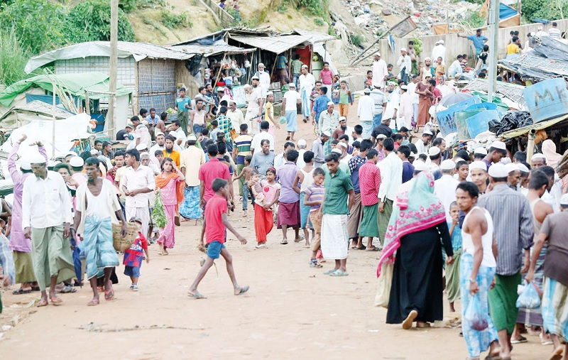 Coronavirus: Critical services only in Rohingya camps since Wednesday