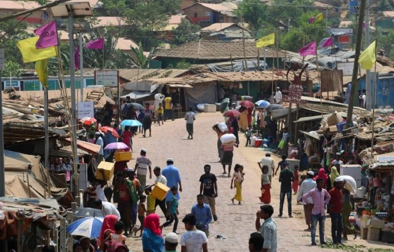 Covid-19 and the Rohingya refugee crisis