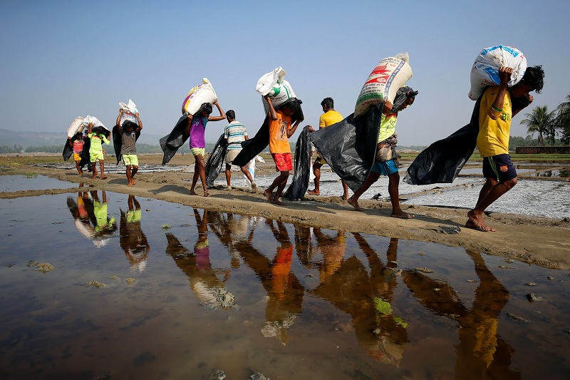 No end in sight to the suffering of the Rohingya