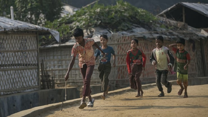From stateless to displaced, the Rohingya are still searching for hope years after fleeing Myanmar