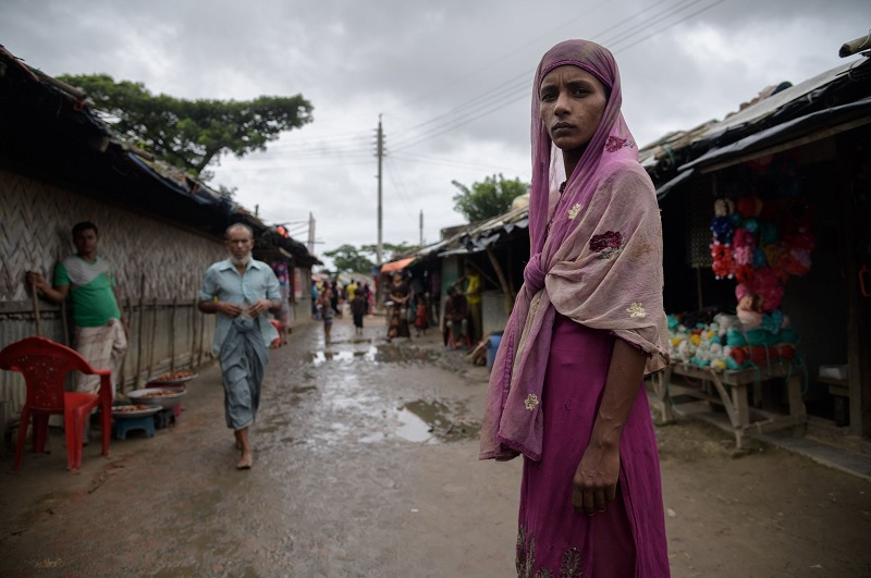 Bangladesh claims COVID-19 outbreak contained in Rohingya camps
