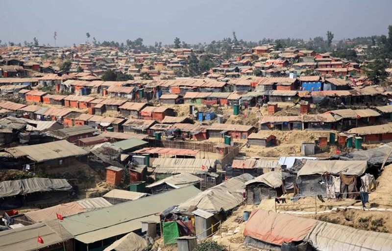 Report documents Myanmar army rape of Rohingyas