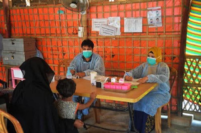 Bangladesh: Preparing for COVID-19 in the world's largest refugee camp