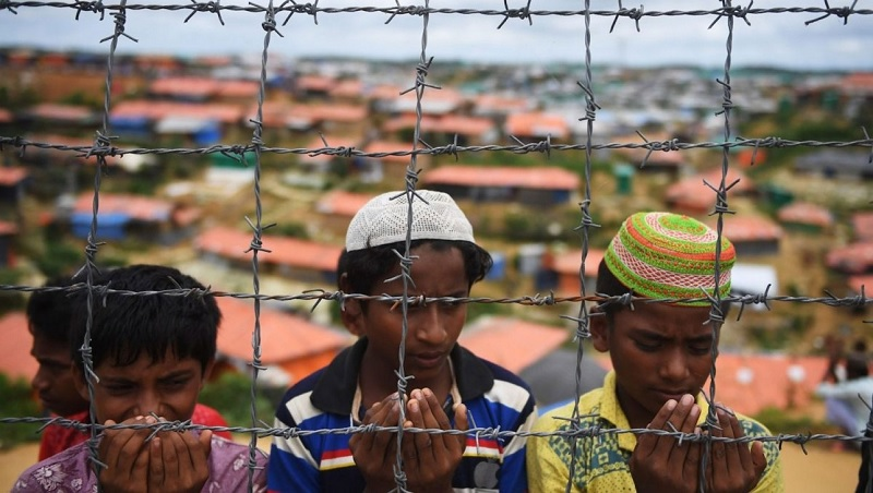 Rohingya: The people with no land
