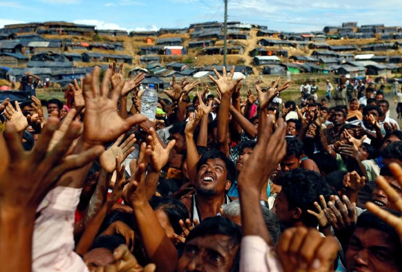 'Safe zones' plan shows Bangladesh is accepting Rohingya reality