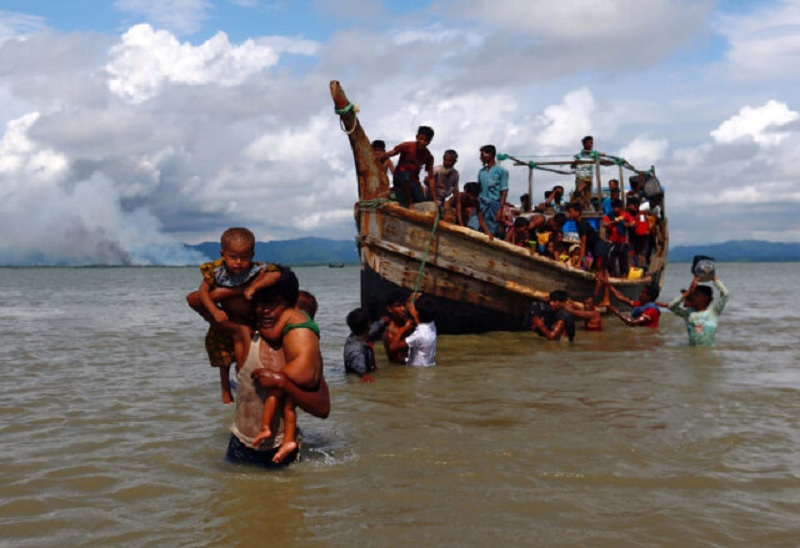 Should We Take Rohingya When They Have Been Rejected By Bangladesh?