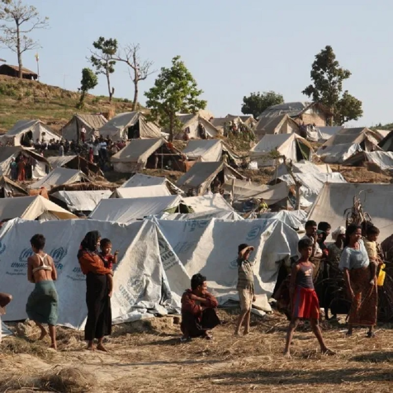 The Challenges Surrounding The Displacement Of The Rohingya People