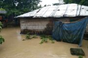Six killed in landslide, flooding at Rohingya camps in Bangladesh