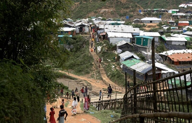 There is still work to be done to ensure the crimes committed against the Rohingya are documented properly