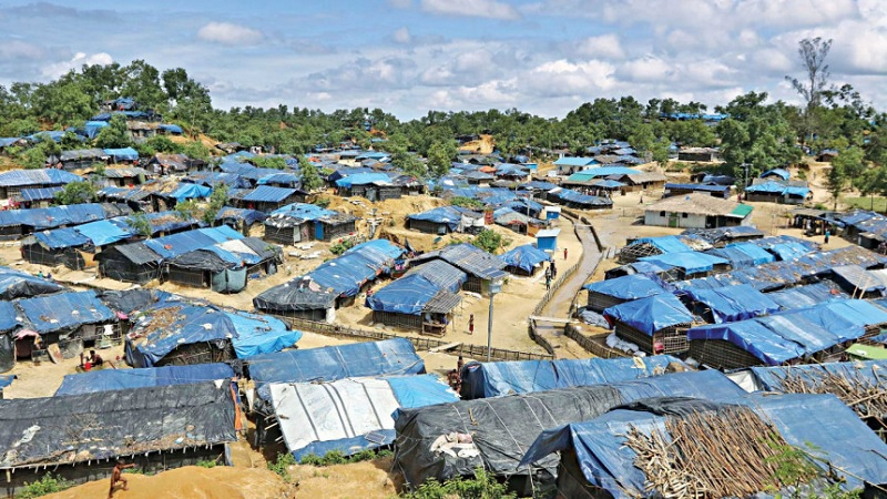 Dial down tensions in the Rohingya camps