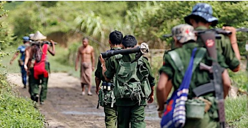 Can Rohingya Islamic Militants Be Contained?